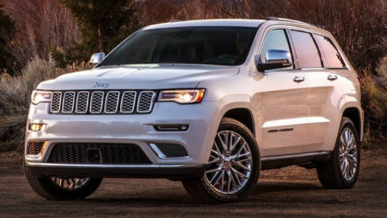 Best All-Season Tires for Jeep Grand Cherokee