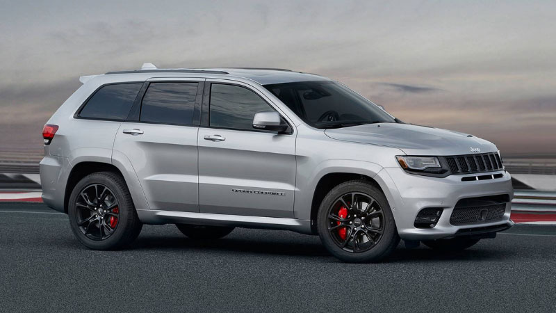 Best All Terrain Tires for Jeep Grand Cherokee